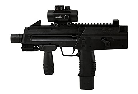 Umarex Steel Storm Air Pistol SMG Tactical Super Combo - Umarex Shot Dot