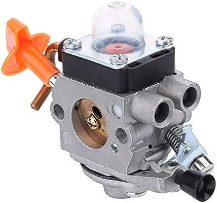 Hayskill C1Q-S174 Carburetor for STIHL FS87 FS90 FS100 FS110 FS130 HT100 HL100 HL90 HT101 KM90 KM100 KM110 Carb Trimmer Replace 4180 120 0604 4180-120-0611