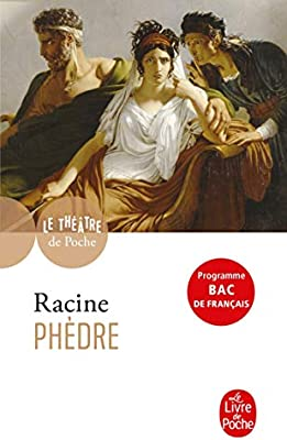Phedre Ldp Theatre French Edition Racine 9782253037811