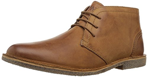 MARC NEW YORK Men's Walden Chukka Boot, Tan/Tr Honey, 8.5 D US
