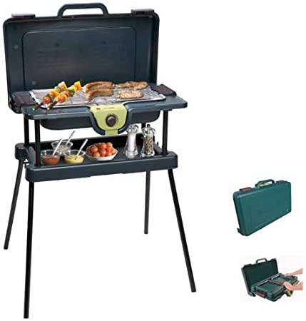 Tefal BG703012 Barbecue sur pied Grill'N Pack Grille: Amazon