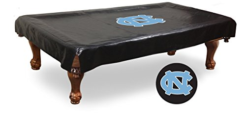 - NCAA North Carolina Tar Heels Billiard Table Cover, 8-Feet