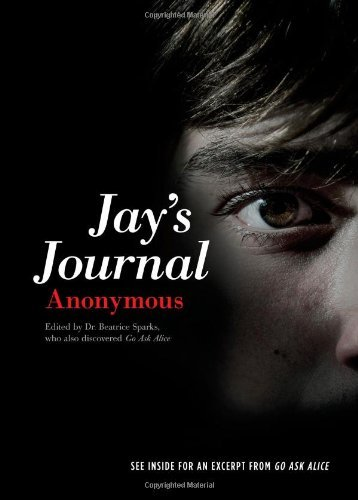 Jays Journal by Anonymous [Simon Pulse,2010] (Paperback) PDF