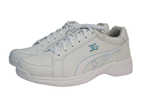 Ladies Global Sneaks White Shoes 900 Blue Bowling EHqxdnqwvR