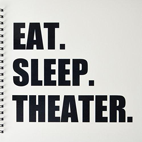 3dRose db 180450 2 Theater Addict 12 Inch