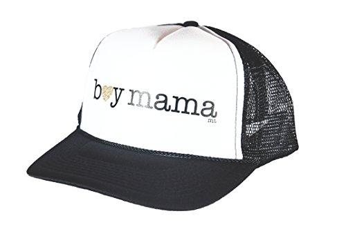 Mother Trucker Co. Boy Mama...