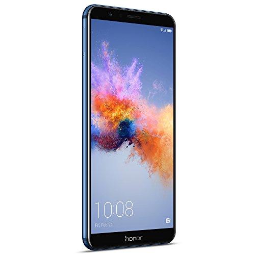 "41ydieOmnkL - Honor 7X - 18:9 screen ratio, 5.93"" full-view display. Dual-lens camera. Unlocked Smartphone, Blue (US Warranty)"