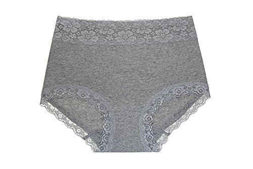 Sisann - Braguitas - para mujer gris