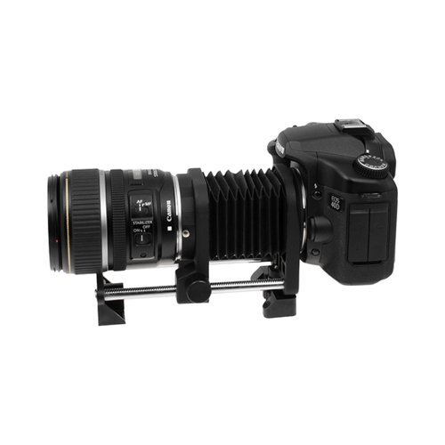 Fotodiox macro bellows for Canon EOS Cameras, Fits Canon EOS