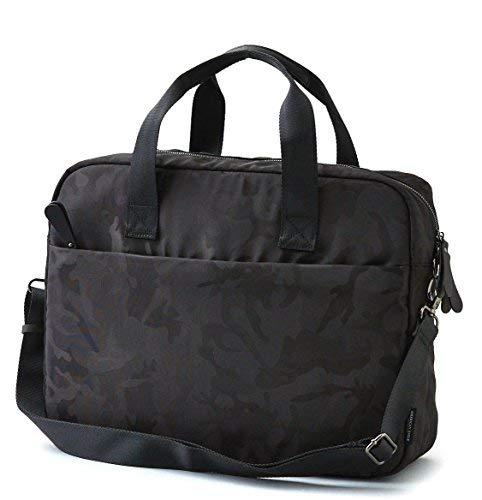 "AEO Messenger Bag Camo Print Black Fits 16"" Laptop"