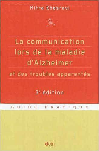 communication maladie dAlzheimer troubles apparentCAs dp