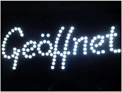 Cartel luminoso led, varios lemas y modelos, estilo neón ...