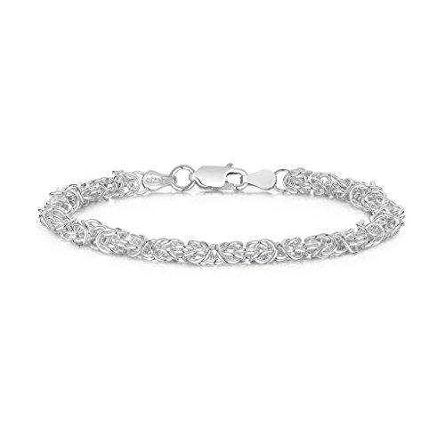 Buy 925 sterling silver bracelets