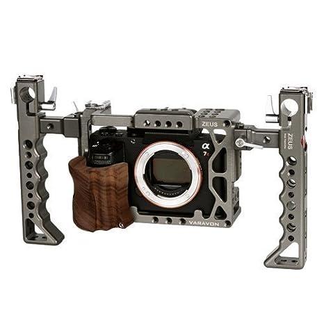 Varavon Zeus Premium Cage for Sony a7R II, a7S II, & a7 II AM-ZEUS ...