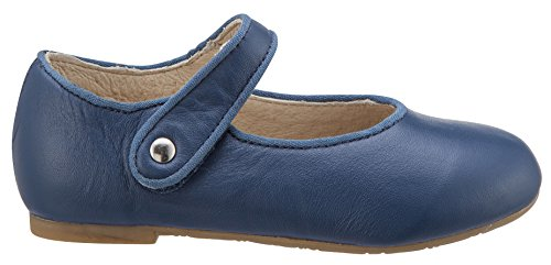 Leather Soles Jane Praline Girl's Janes Old Lady Mary Jeans wAqZUnvx