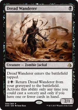 MTG Amonkhet//Games 1x LORD OF THE ACCURSED Magic the Gathering Zombie