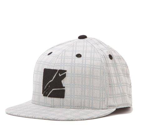 Alpinestars Chad Men's Flexfit Fashion Hat - Khaki / Small/Medium