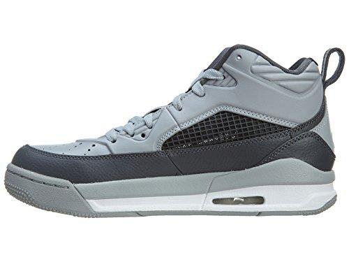 Nike Jordan Kids Jordan Flight Flex TRNR 2 Bg Schwarz / Metallic-Schwarz Trainingsschuh 4 Kids Us