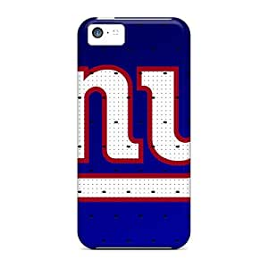 Tpu Case For Iphone 5c With New York Giants
