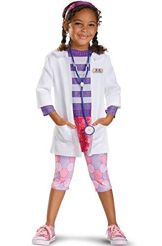Girl's Disney Doc McStuffins Deluxe Costume, 4-6X