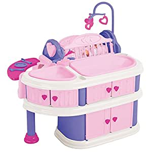 Amazon Com American Plastic Toy Deluxe Nursery Toys Amp Games