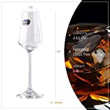 Small Liquor Glasses Set (6 pack), Hard & Durable