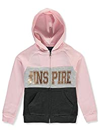 French Toast Girls' #Inspire Fleece Hoodie