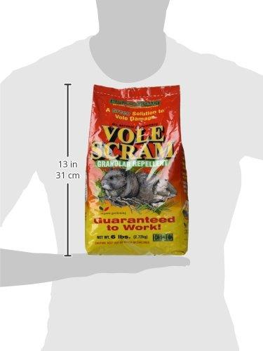 enviro protection ind co inc 186955001863 18006 Vole Scram, 6 lbs