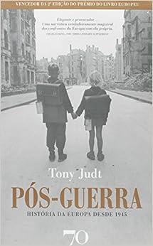 Book Pós-Guerra História da Europa desde 1945 (Portuguese Edition)