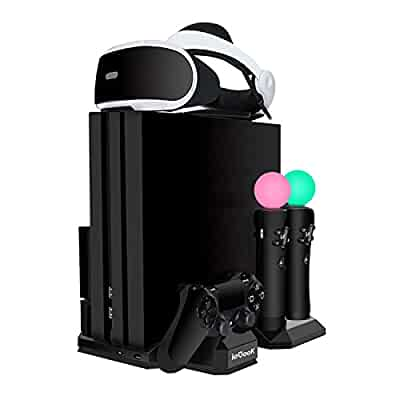 Amazon Com Upgraded Iegeek Psvr Charging Stand Display