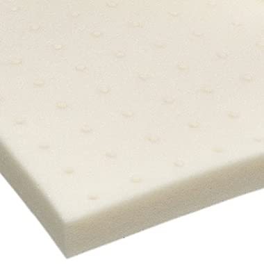 Sleep Joy 2  ViscO2 Ventilated Memory Foam Mattress Topper, Queen