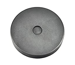 5 Gram Round Gold Graphite Ingot Coin Mold For Melting Casting Refining Scrap Metal Jewelry