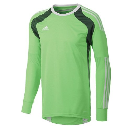 New Adidas Men's Onore 14 Goalkeeper Jersey Green Zest/Amazon Green/White X-Large