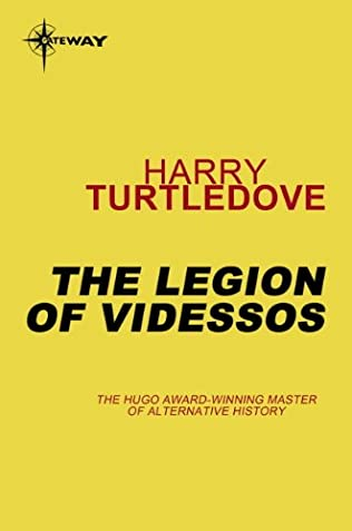 book cover of The Legion of Videssos