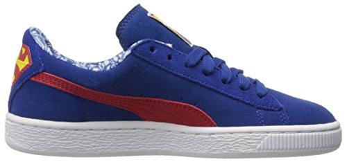 Suede Superman Risk Sneaker High Limoges Jr Puma Re B1d8qB