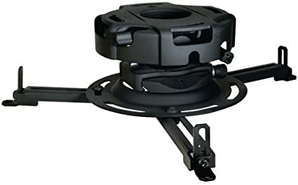 Peerless Industries Peerless-AV PRGS-UNV-W Ceiling Mount for Projector White by Peerless 50 lb Load Capacity Peerless IndustriesPRGS-UNV-W
