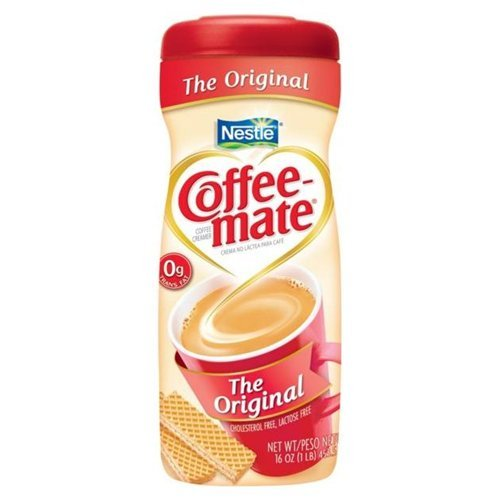 Coffee-mate The Original Non Dairy Creamer 16 OZ (Pack of 24) by Coffee-mate