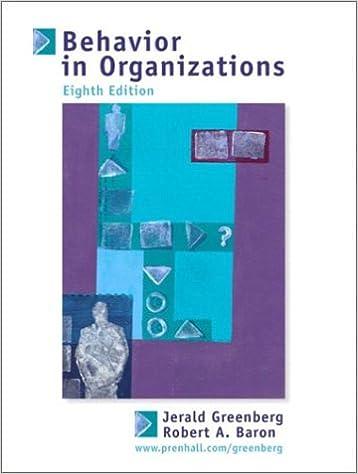Behavior in organizations understanding and managing the human side behavior in organizations understanding and managing the human side of work jerald greenberg 9780536866981 amazon books fandeluxe Images