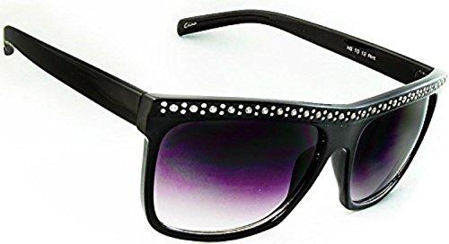 Foster Grant Rihanna Sunglass Black Frame Grey - Sunglasses Rihanna