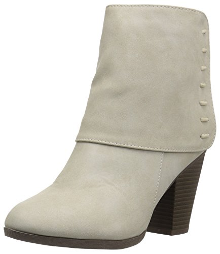 Brinley Co Women's Avalon Ankle Boot Stone