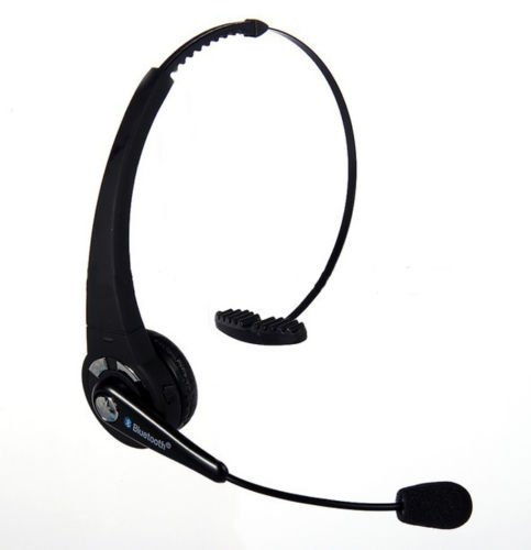 For Sony PS3 Playstation 3 Wireless Bluetooth Gaming Headset Earphone w/ Mic ()