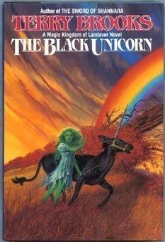 book cover of The Black Unicorn