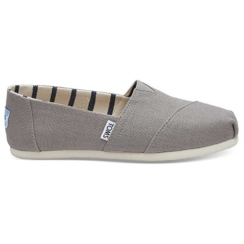 TOMS Women's Morning Dove Heritage Canvas 10011665 (Size: 7.5) by TOMS