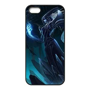 iPhone 5 5s Cell Phone Case Black League of Legends Lissandra 0 GYV9432354