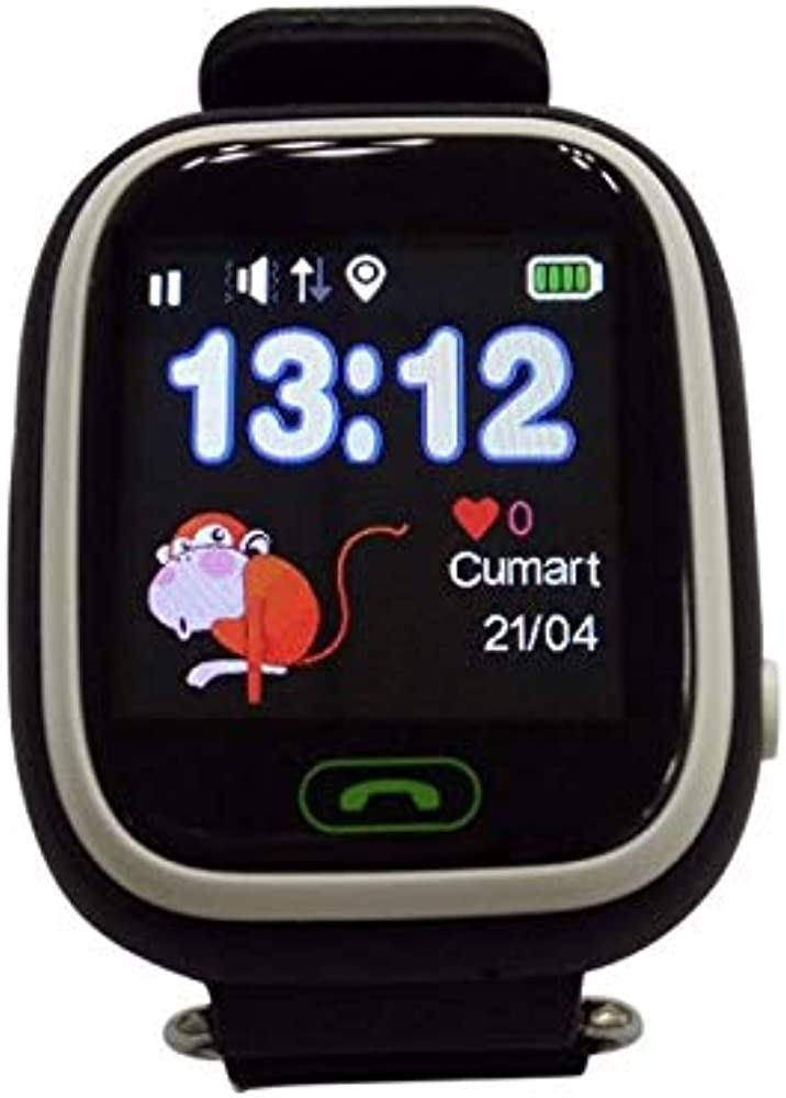 Leotec Reloj Inteligente LESWKIDS02KAMZ: Amazon.es: Relojes
