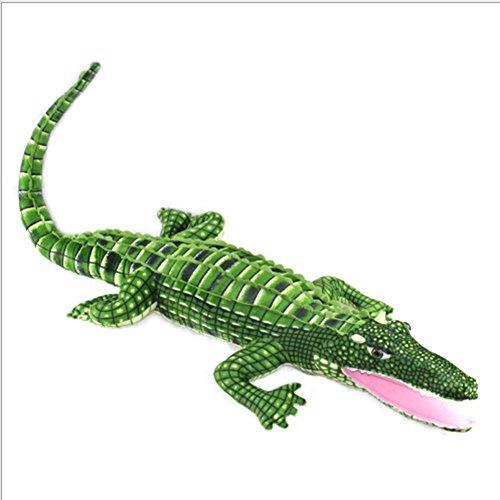 Liangxiang Realistic Soft Plush Stuffed Crocodile Animals...