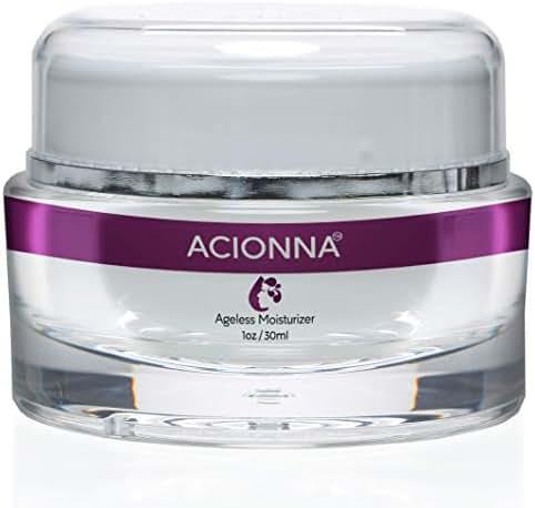 Acionna Ageless Moisturizer - Minimize Wrinkles