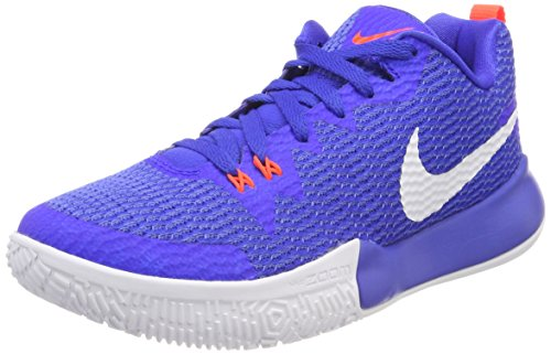 Nike Zoom Live II, Scarpe da Fitness Uomo Multicolore (Racer Blue / White-lt 400)
