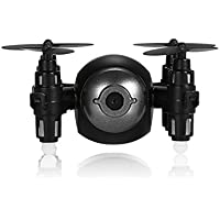 Dreamyth GTeng T906W-1 NANO Quadcopter BNF With Altitude Hold 0.3MP WiFi FPV Track Flying