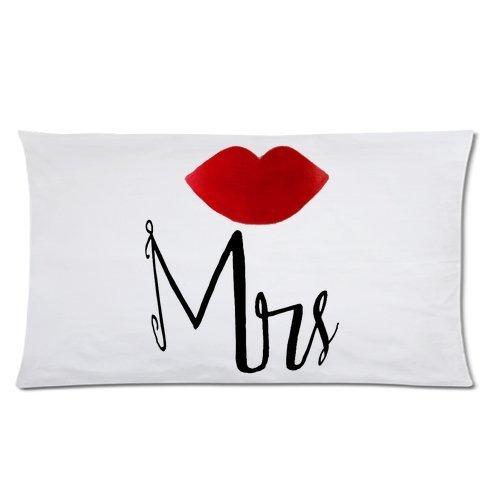 Amazon.com: La señora Sex Lip Funda de almohada de – La ...